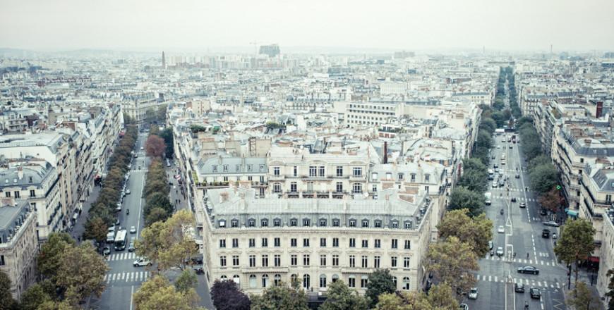 La Biosthétique - Vue de Paris