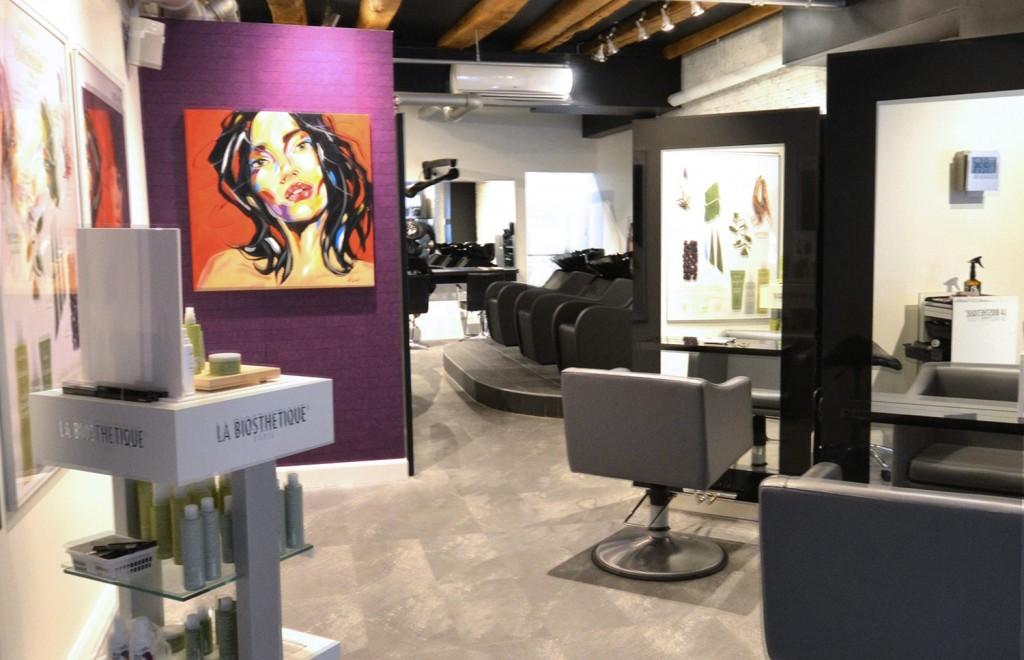 Atelier signé Paul Daniel Salon de coiffure d'exception à Québec