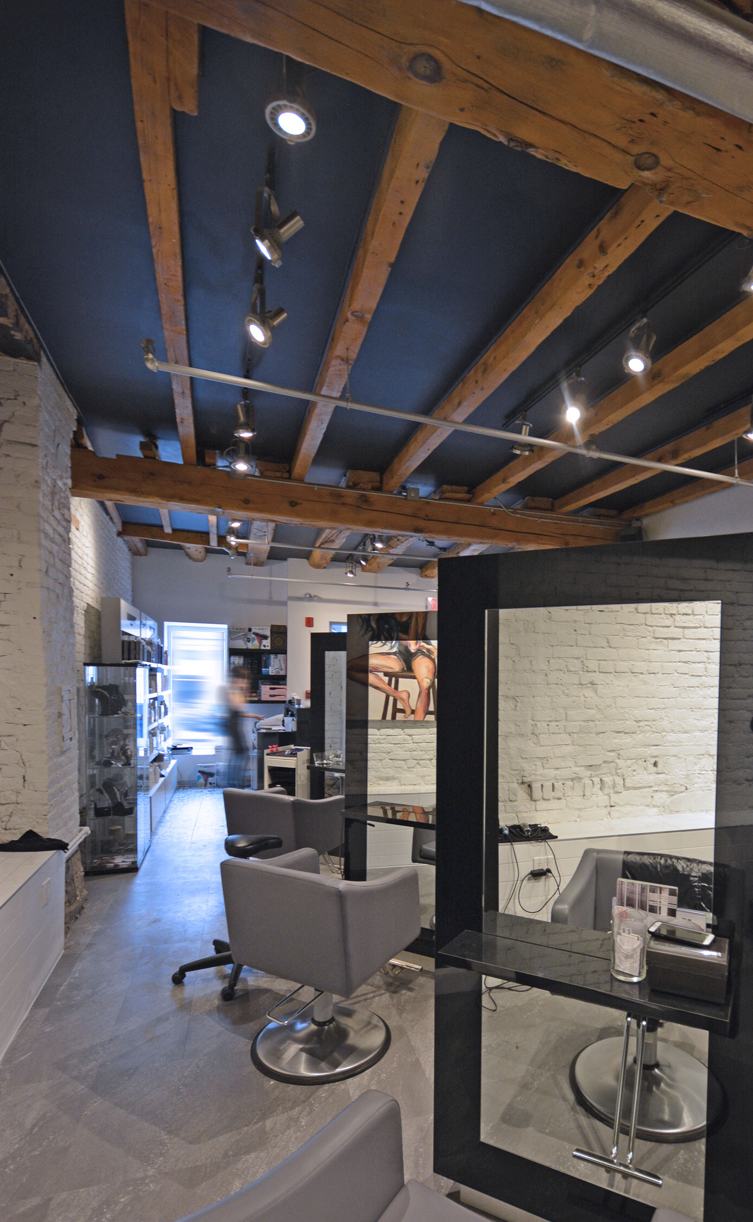 Salon De Coiffure à Québec